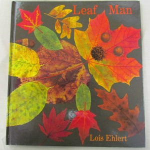 Leaf Man Book